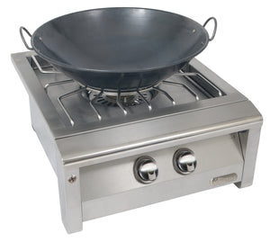 Alfresco AXEVP-Wok  Versa Power Commercial Wok 22""