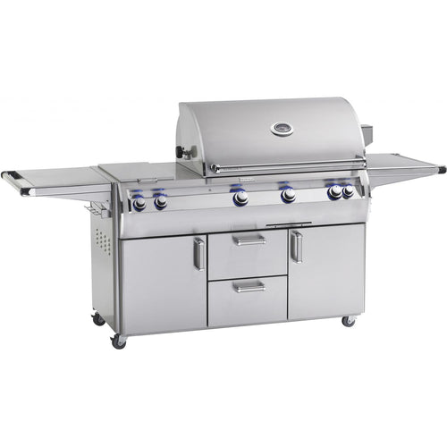 Echelon Diamond E660s Freestanding Grill with Double Side Burner
