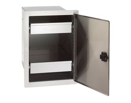 Legacy Single Door with Dual Drawers