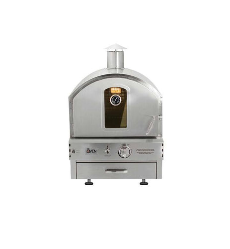 Summerset Outdoor Pizza Oven, SS-OVBI-LP/NG