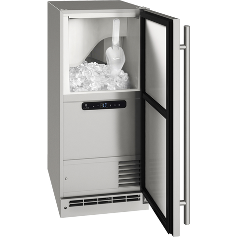 Uline Outdoor Clear Ice Maker,  Model U-CLR1215SOD-40B