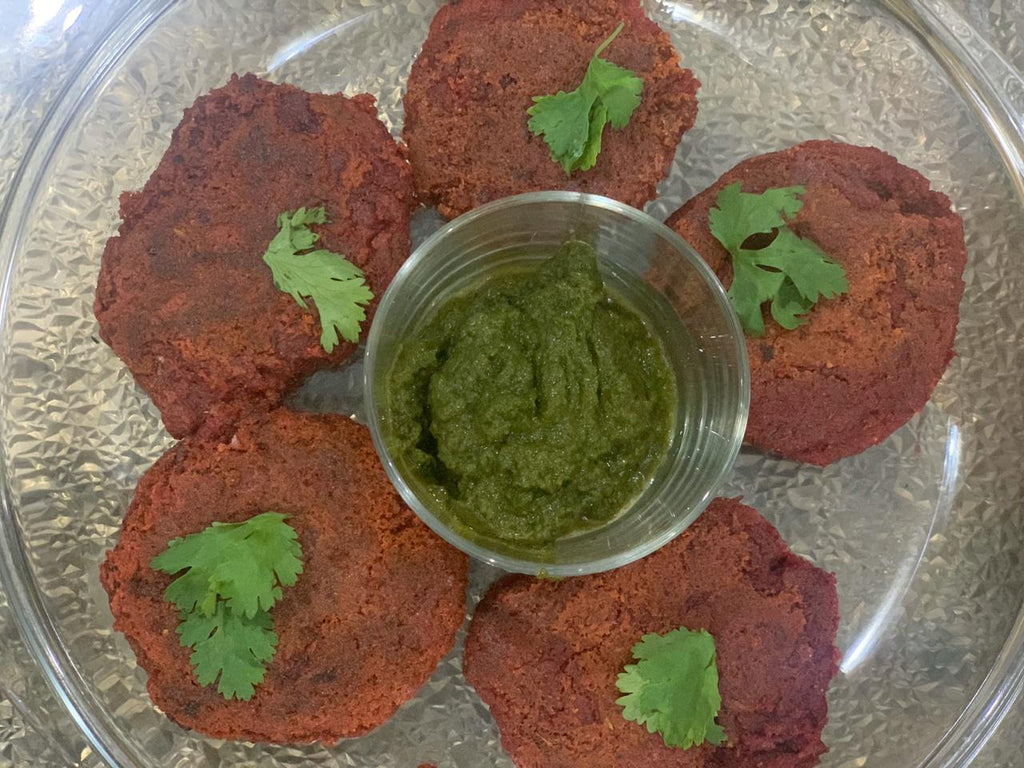 HEALTHY RECIPES: BEETROOT CUTLET