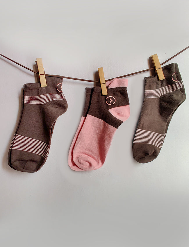 Every Day Essentials Socks Combo - 2 pairs