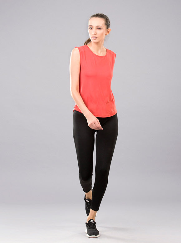Kica Trail Tank Top Red