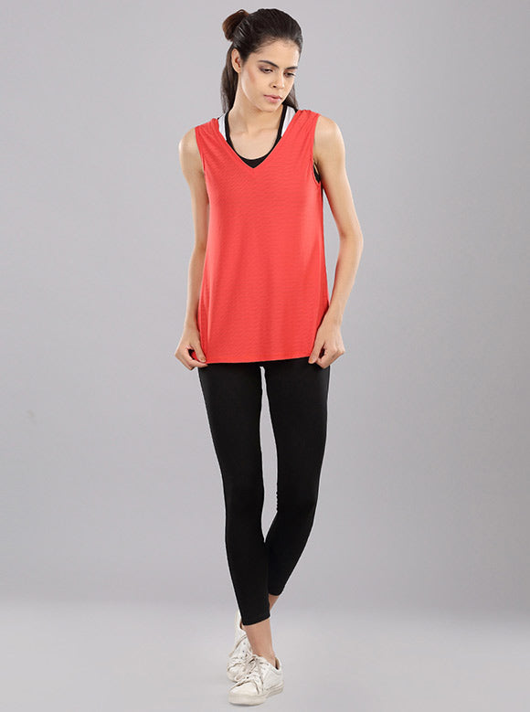 Kica Brave Tank Top Red