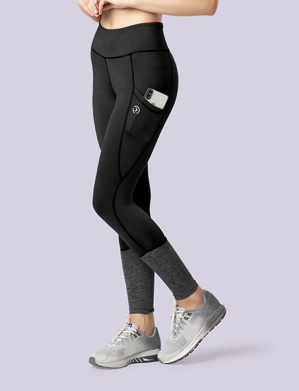 Black Hunter Leggings