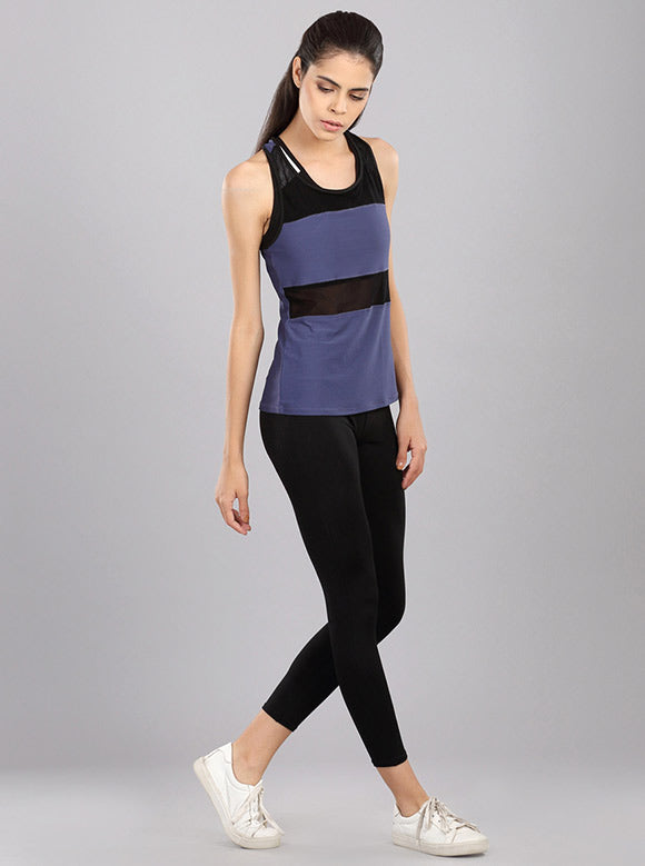 Kica Victory Tank Top Navy Blue
