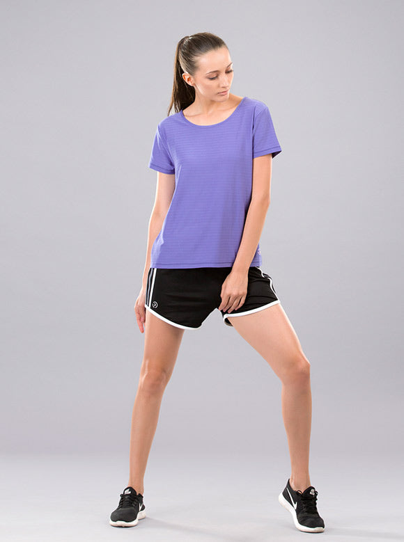 Kica Renegade Top Purple