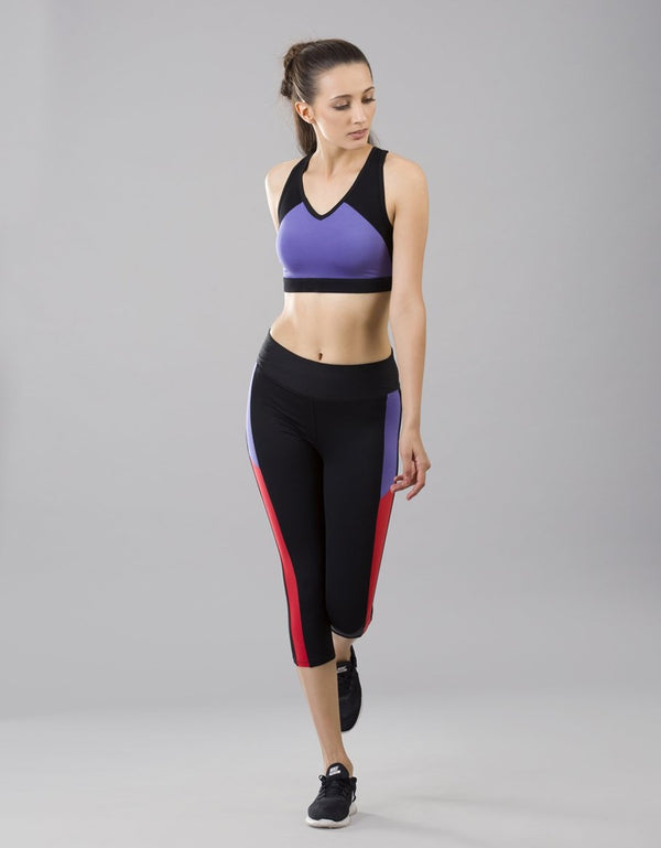 Kica Dash Leggings Purple