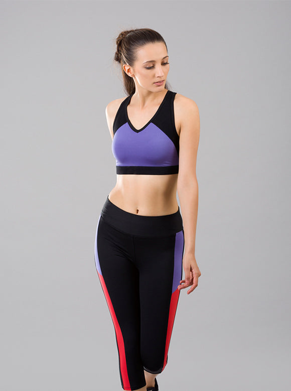 Kica Support High Impact Sports Bra