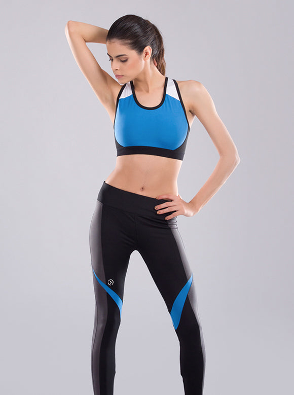 Kica Base Medium Impact Sports Bra