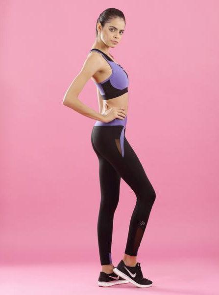 Kica Flow Leggings Purple