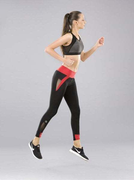 Kica Flow Leggings Red