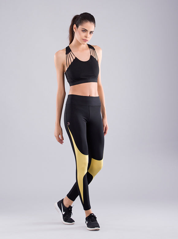 Kica Kinetic Leggings Mimosa