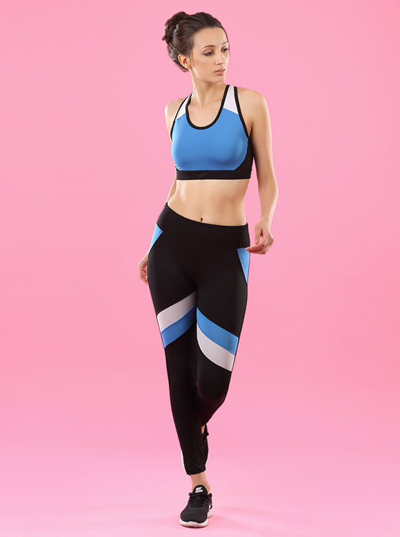 Kica Poise Leggings Directorial Blue