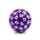 D60 Purple Opaque Single Die 30 Sided/s by HDdice / HengDadice