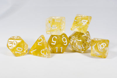Diffusion Fool's Gold 7-Dice Set R4I