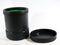 Black dice cup with lid and green interior felt. Great for yahtzee and other games. Also great for transporting dice on the move. Great dice cup.