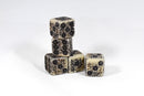 Ancient Dice w/ Worn Texture 16mm