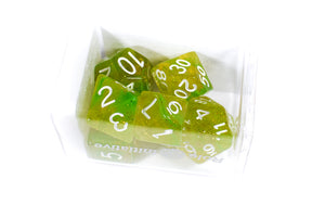 Diffusion Dragon's Hoard 7-Dice Set R4I