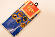 Bioshock Infinite Crew Socks Mens Size 10-13 Blue Loot Crate Exclusive