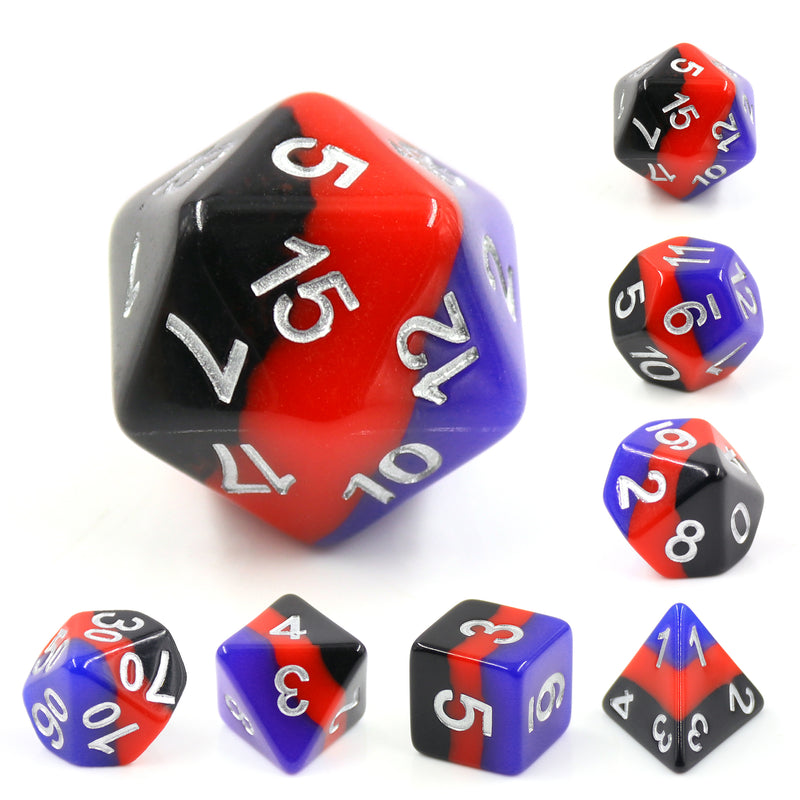 Windsor Castle Layer Dice Role Playing Gaming Dice DND