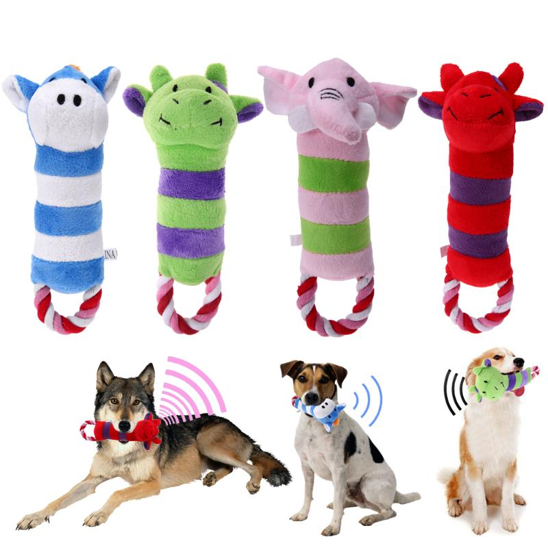 Dog Toys Animal Pattern