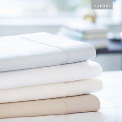 600tc Cotton Blend Sheets By Malouf