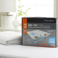 Dri-tec 5.0 Mattress Protector By Bedgear