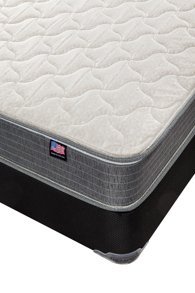BackSense Lakeland Firm mattress set By Therapedic