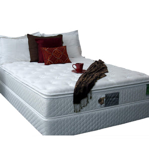 Geneva 8400 Pillow Top Waterbed by Sterling