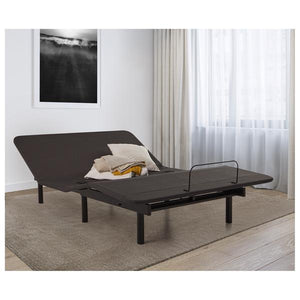Bedroom scene Rize Tranquility II adjustable bed base