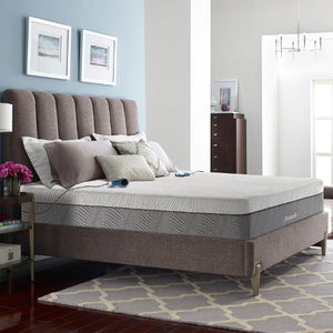 "Apollo 13"" Adjustable Dual Zone Mattress by Thomasville"