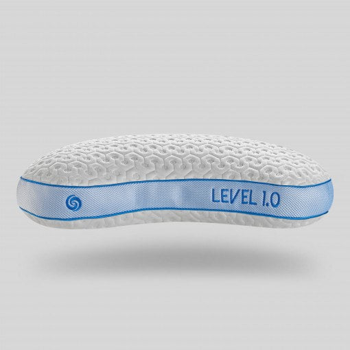 Level 1.0 - Stomach/Back Sleepers Pillow By Bedgear