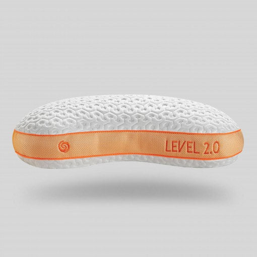 Level 2.0 - Back/Side Sleepers Pillow By Bedgear