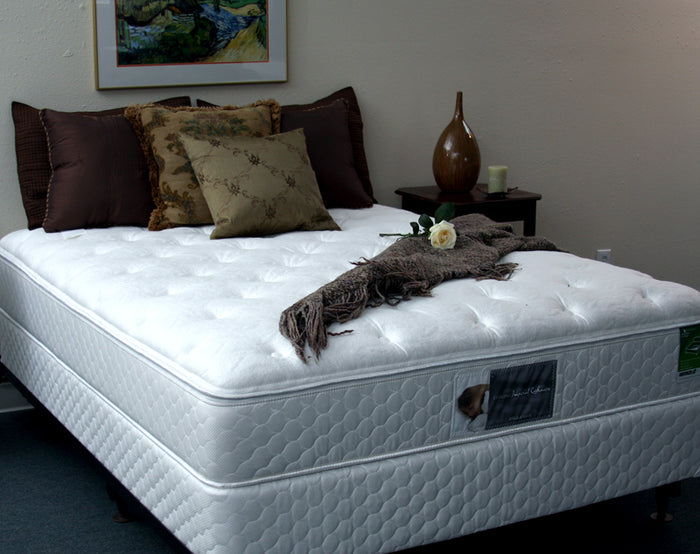 Geneva 8300 Plush Waterbed by Sterling