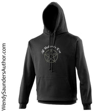 Load image into Gallery viewer, All Hallow's Eve Unisex Hoodie