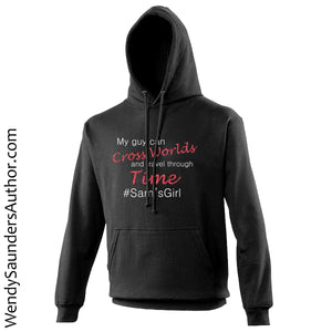 My Guy Can Cross Worlds Unisex Hoodie