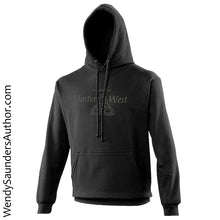 Load image into Gallery viewer, Descendant of Hester West Unisex Hoodie