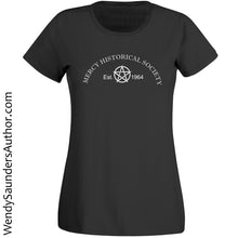 Load image into Gallery viewer, Mercy Historical Society Ladies T-shirt