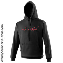 Load image into Gallery viewer, #Sam's Girl Unisex Hoodie