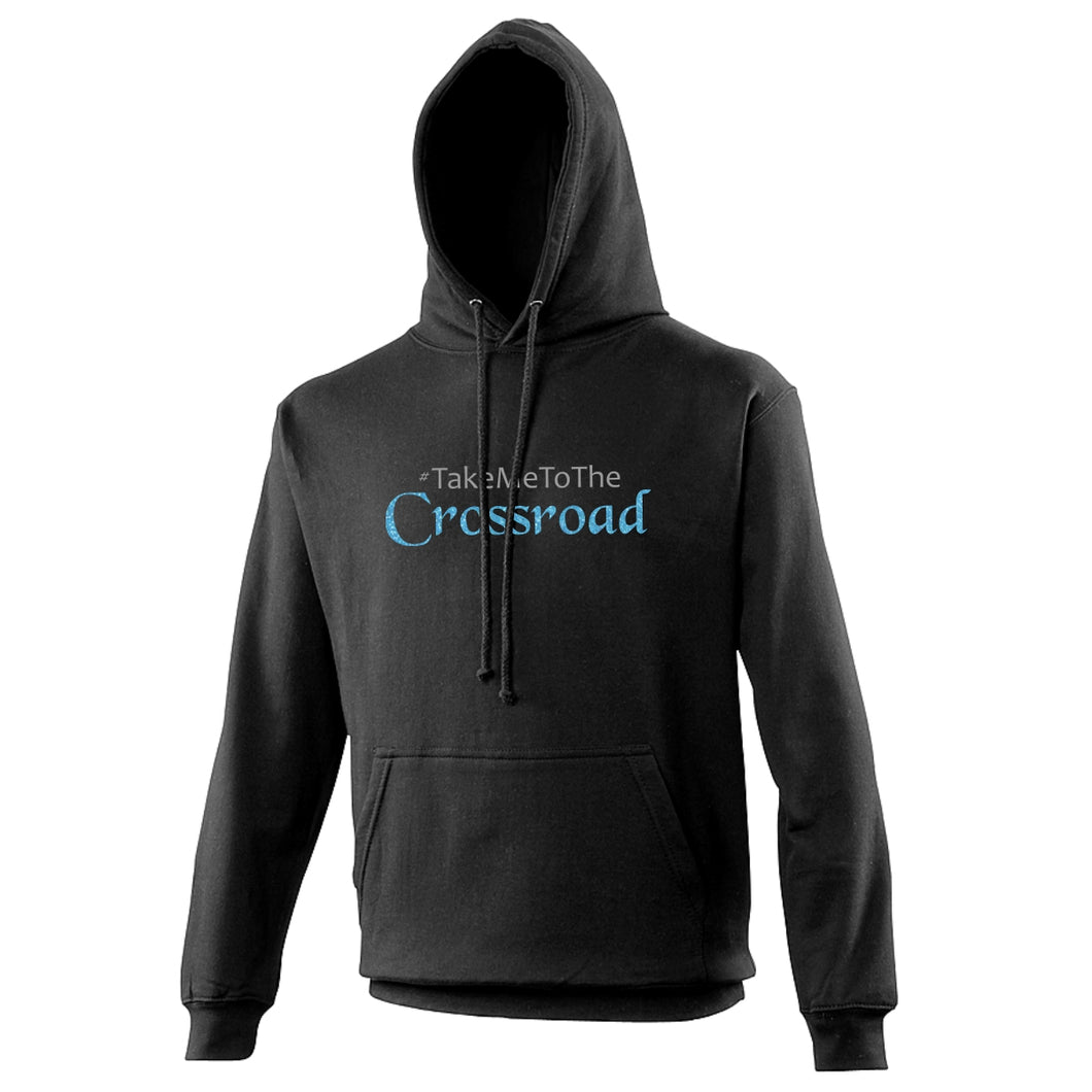 #Take Me To The Crossroad Unisex Hoodie