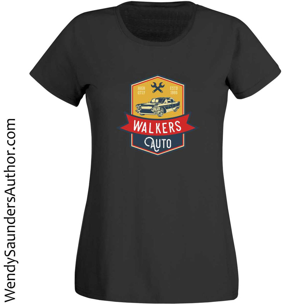 Walker's Auto Ladies T-Shirt