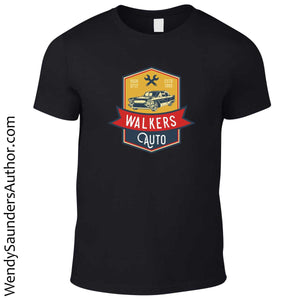 Walkers Auto Mens T-Shirt