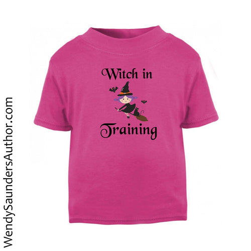 Witch in Training Kids T-Shirt
