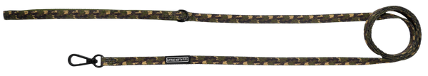 Little Kitty Co Cat Leash with Neoprene Handle Cool Cat Camo