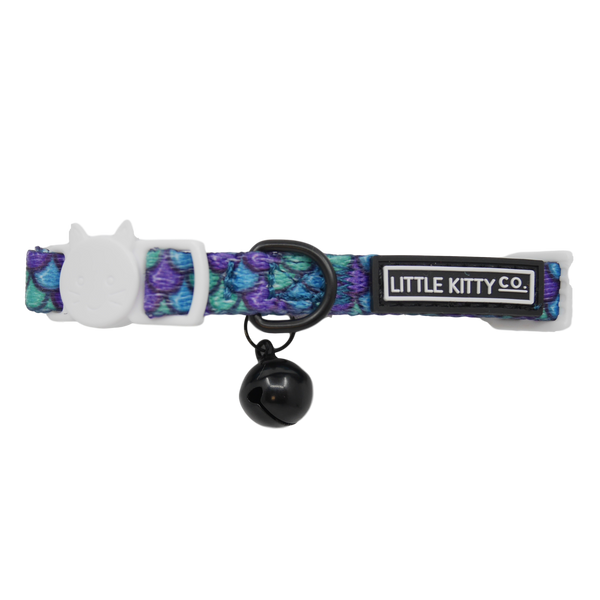 CAT COLLAR & BOW TIE: Scaled Back (NEW!)