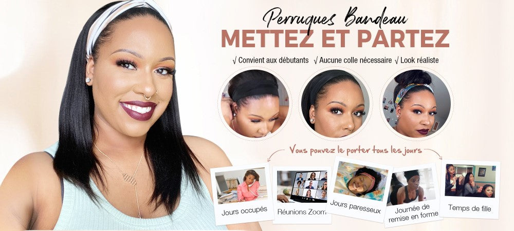 myfirstwig PERRUQUES BANDEAUX