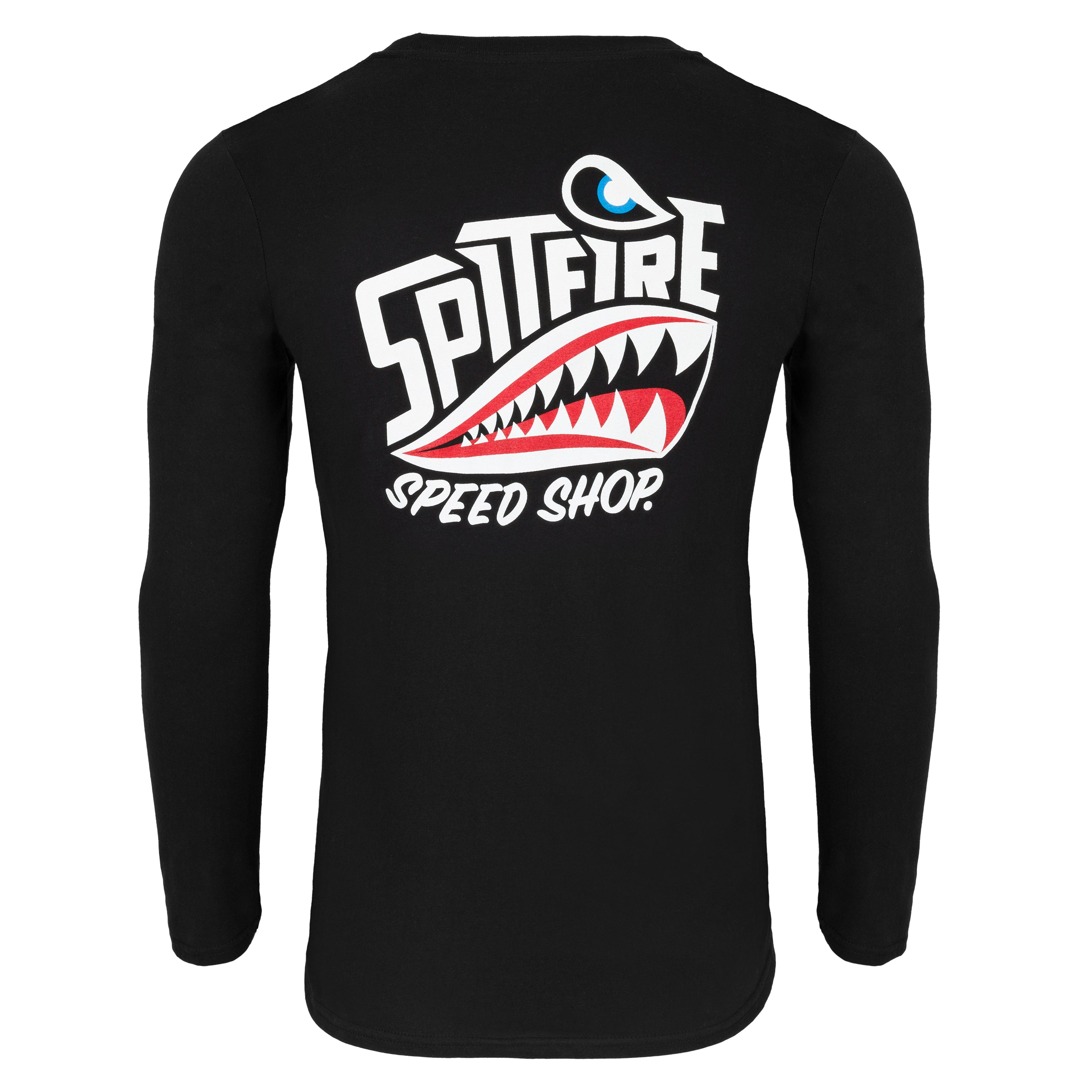 spitfire speed shop longsleeve skater T-Shirt