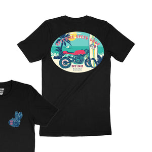 Spitfire Surf Tee back in limited stock, 3 Colours!!